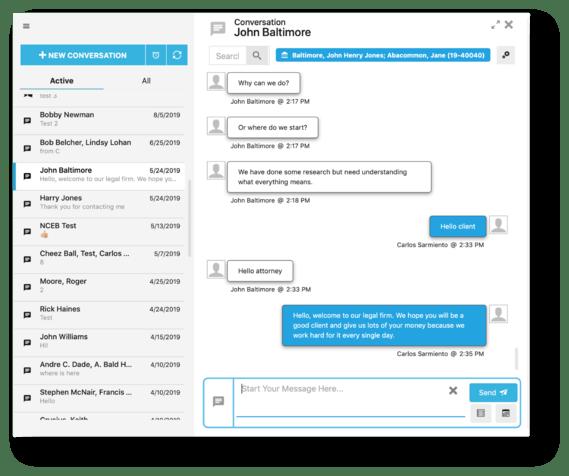 Jubile_textMessaging